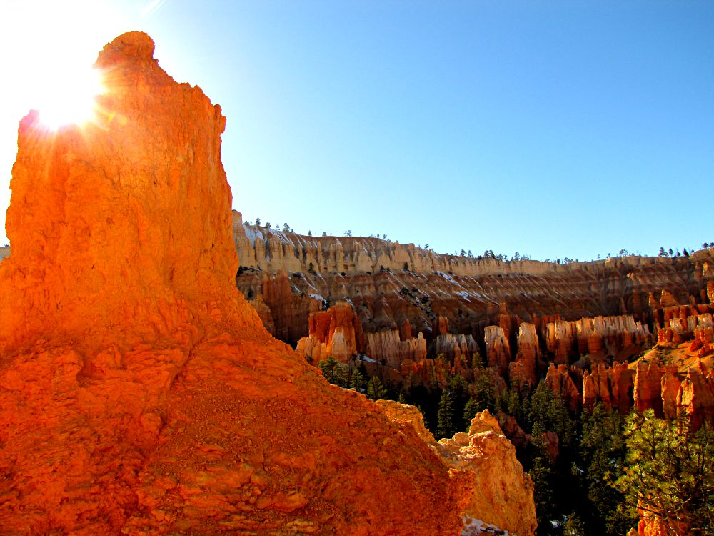 Don't get more lovely than Bryce Canyon