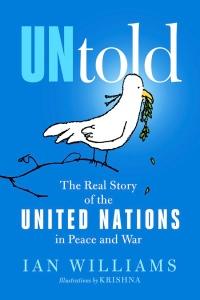 UNtold, chosen cover