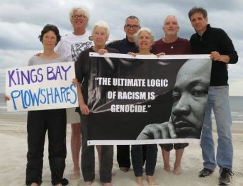 Kings Bay Plowshares 1