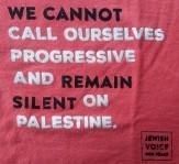 progressive on palestine shirt