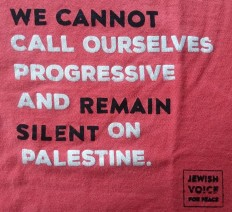 progressive on palestine shirt