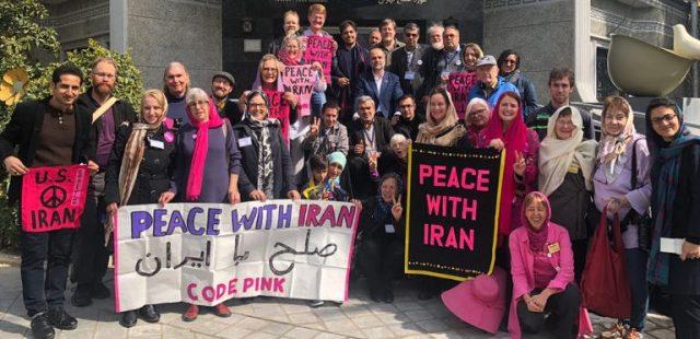 Codepink Iran Delegation 2019