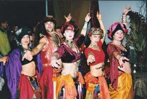 South Invocation Dancers 1990s