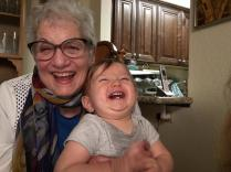 mom Eamon giggling more